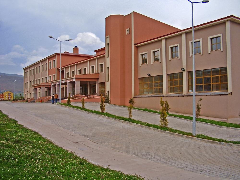 Bingöl Solhan Devlet Hastanesi