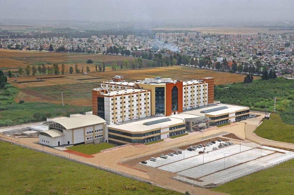 Adana Yüreğir 400 Yataklı Hastane