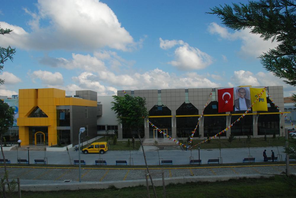 İstanbul Posta İşleme Merkezi