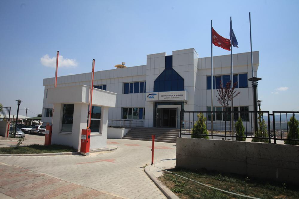Bilecik Merkez SGK Binası