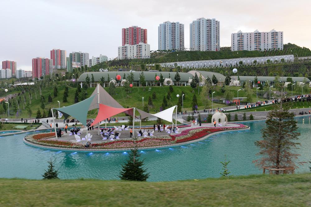 Kuzey Ankara Rekreasyon Alanı
