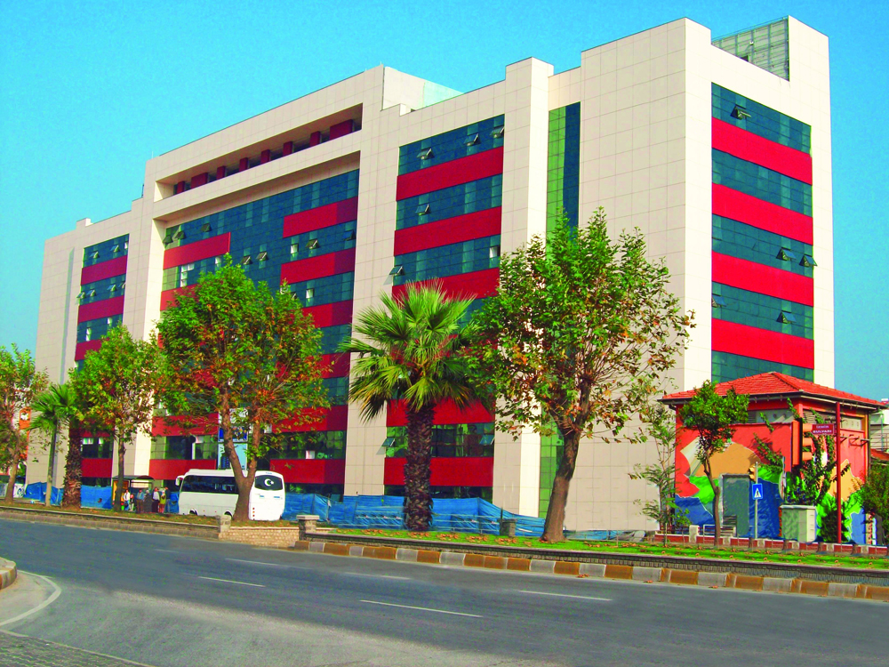 Merkez 150 Yataklı Hastane
