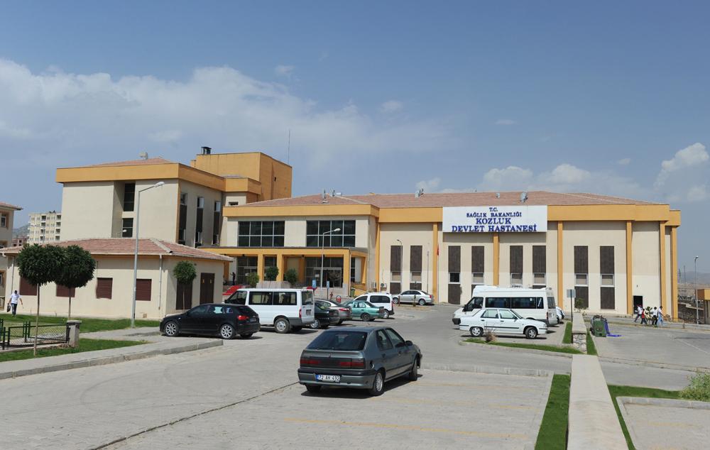 Kozluk 50 Yataklı Hastane