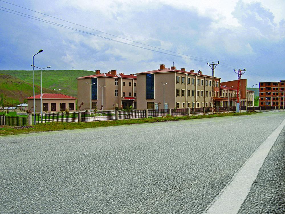 Solhan 50 Yataklı Devlet Hastanesi