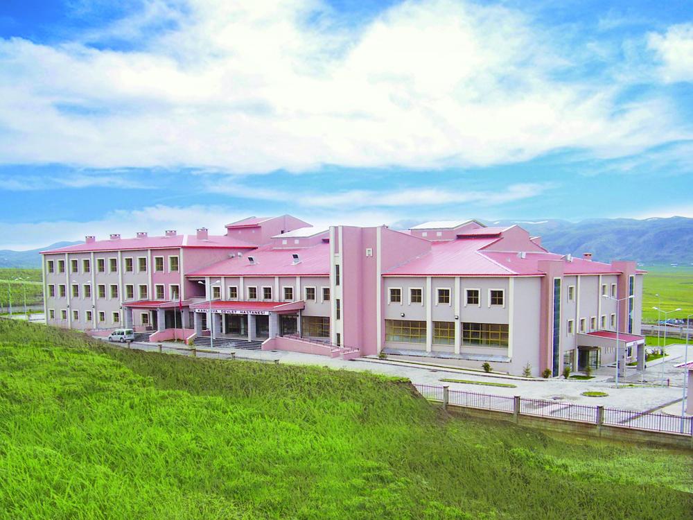 Karlıova 50 Yataklı Devlet Hastanesi