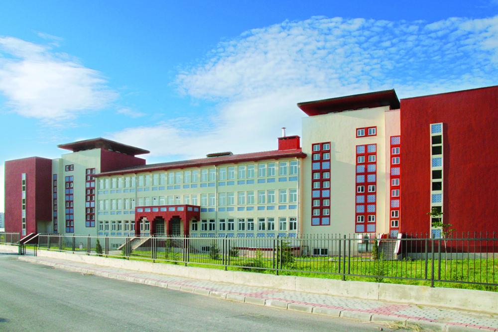 Yenişehir 24 Derslikli İlköğretim Okulu