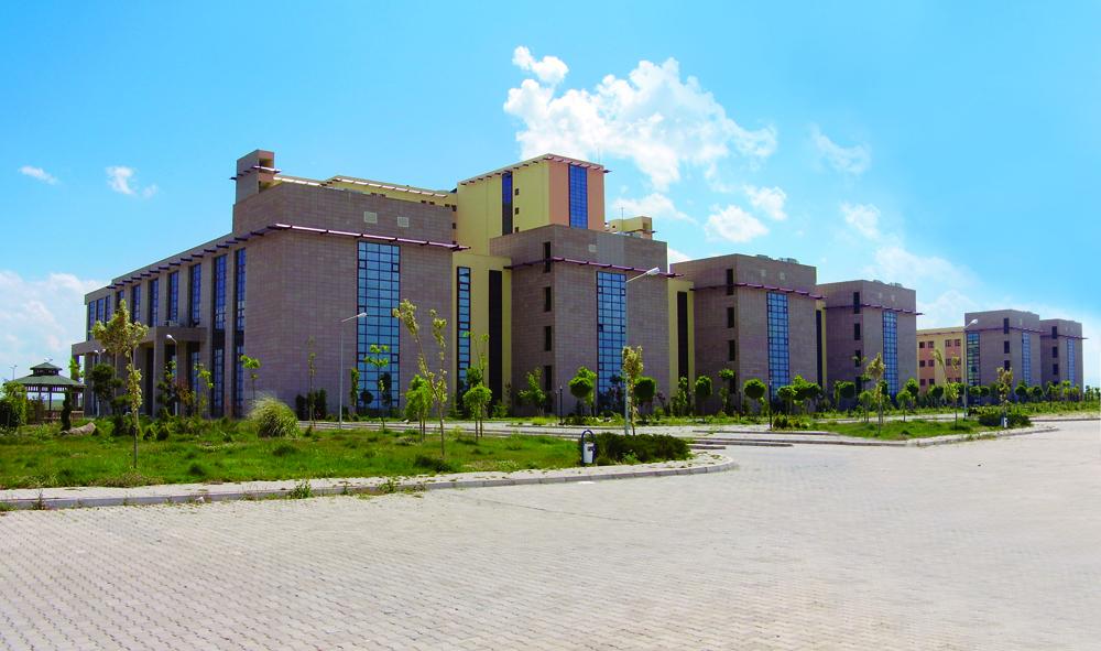 Merkez Üçkuyular 537 Yataklı Hastane