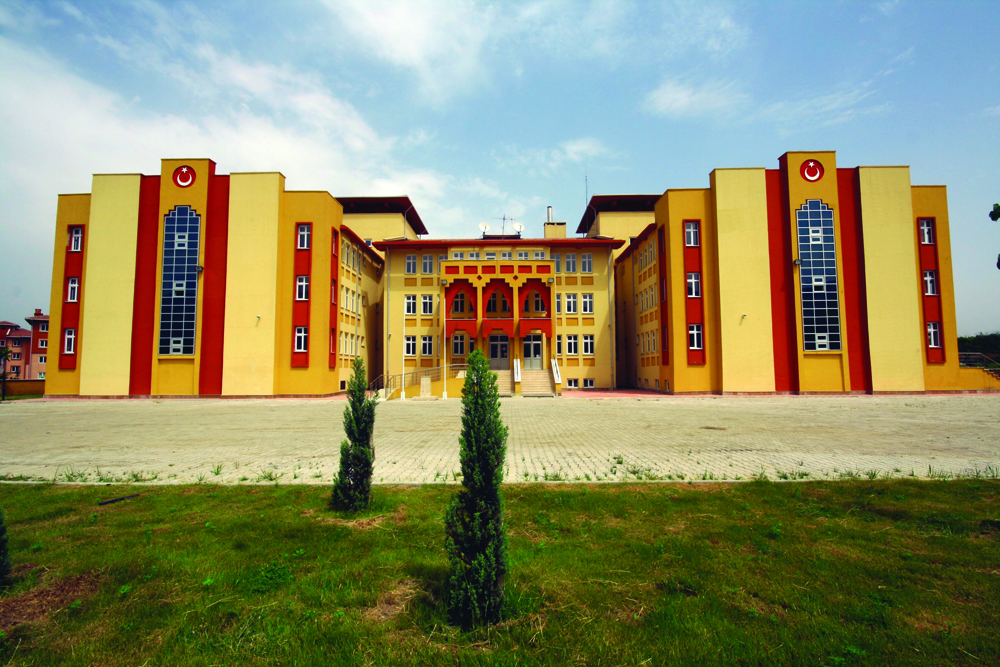 Beyköy 16 Derslikli İlköğretim Okulu