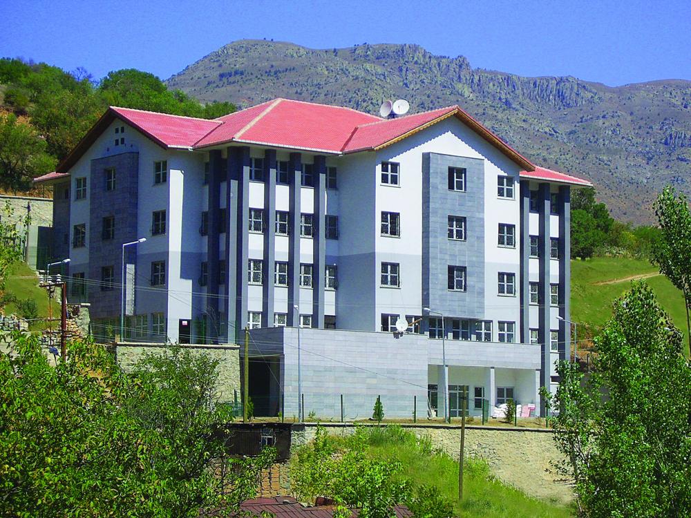 Merkez Özürlü Bakım Evi ve Rehabilitasyon Merkezi