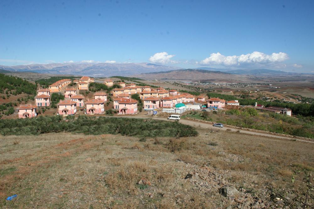 Türkoğlu Tarım köy Projesi