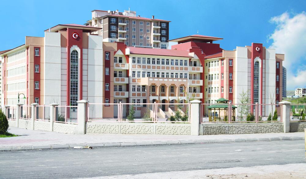 Erciyes Üniversitesi 32 Derslik