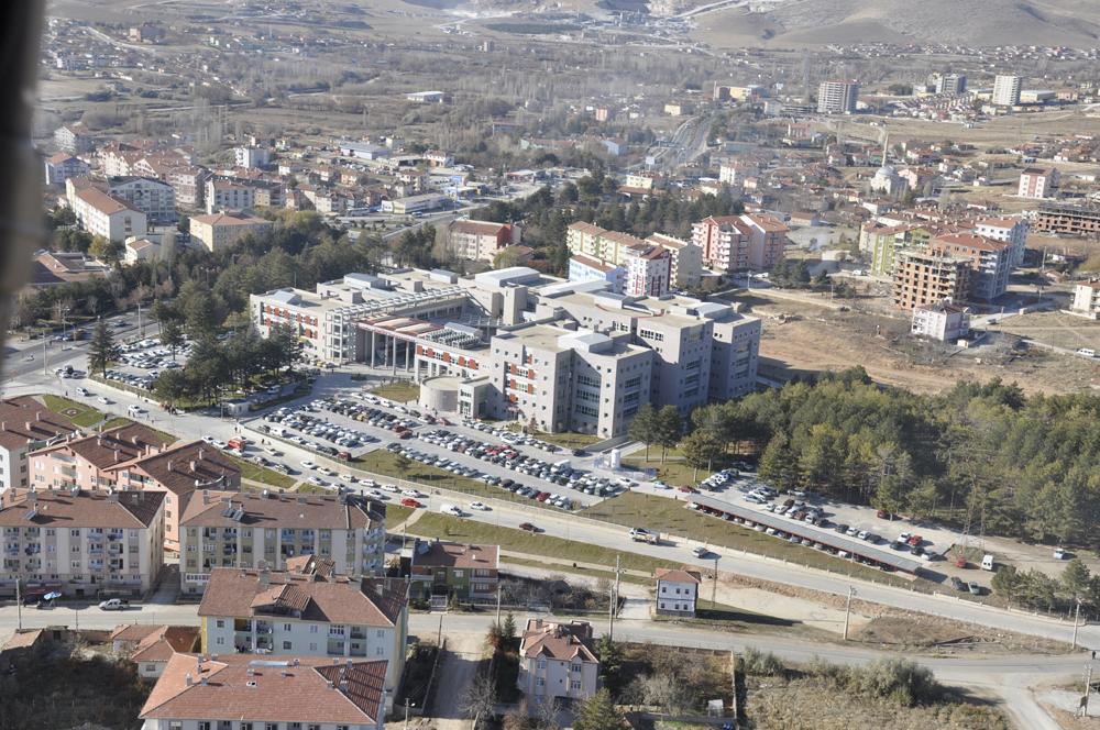 Merkez 300 Yataklı Hastane