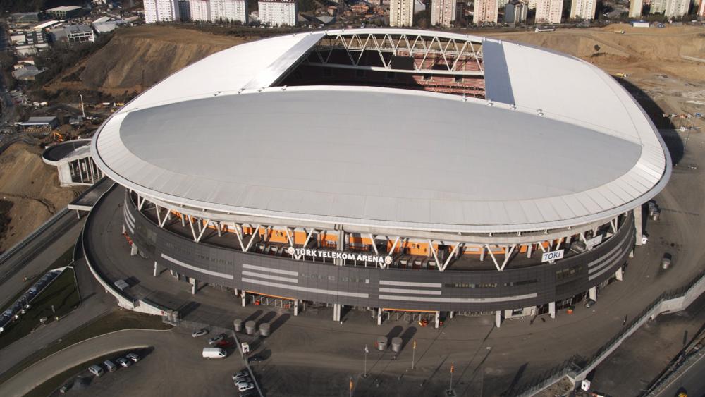 Stadyum ve Spor Salonları