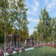 Mardin Midyat Cumhuriyet Mahallesi Millet Bahçesi