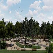 İstanbul Zeytinburnu millet bahçesi